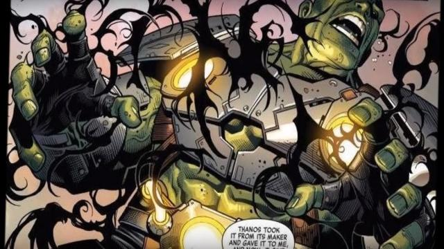 El destino de Hulk revelado en Thanos # 17