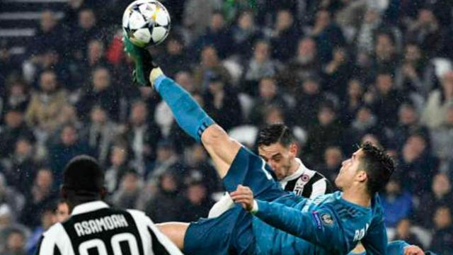 El Real Madrid deja muerta a la Juve, con pegada de Mr. Champions Ronaldo