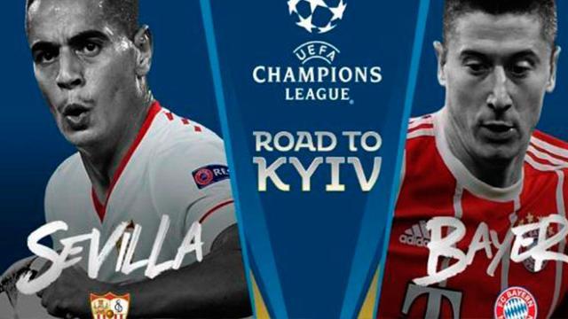 Previa de Champions League: Sevilla - Bayern Munich en un duelo inédito