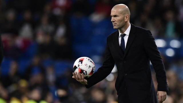 Real Madrid: Zidane busca un culpable