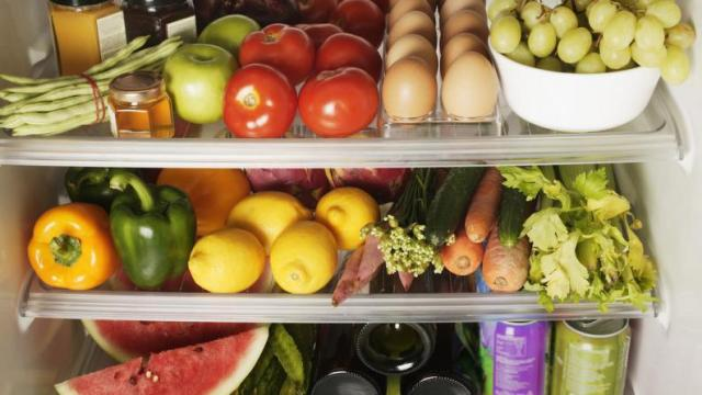 ¿Sabes cómo almacenar frutas y verduras?