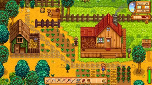 He aquí por qué deberías comprar 'Stardew Valley' en el conmutador de Nintendo