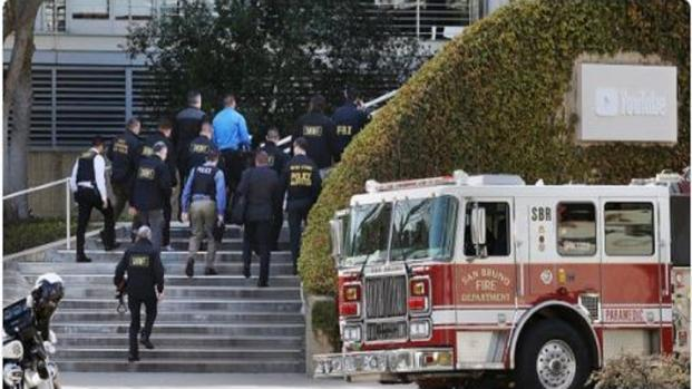 More details about YouTube headquarters' attacker