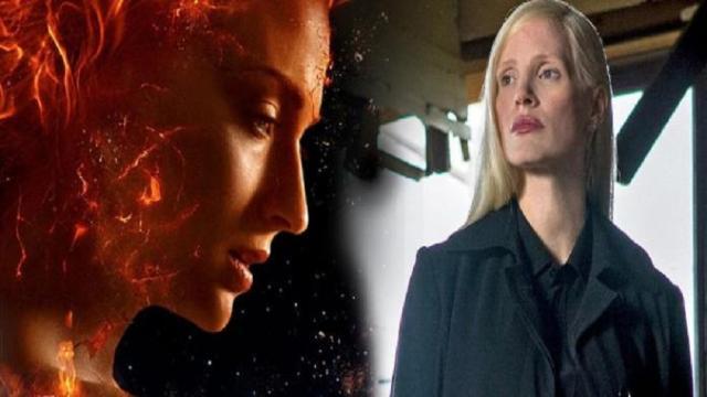 X-Men Dark Phoenix: ¿Jessica Chastain se hizo llamar Miss Sinister?