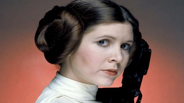 ¿Alguien debería hacer el papel de Leia Organa en 'Star Wars'?.