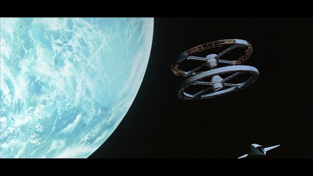'2001: Una odisea del espacio'