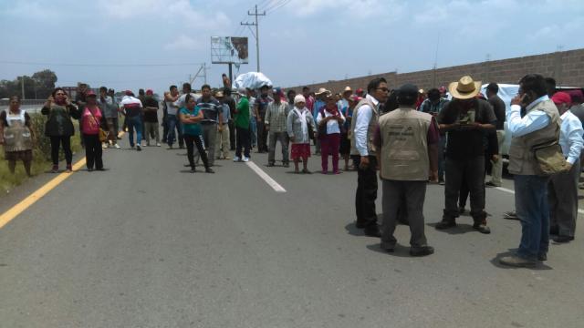Caravana a Puebla, destino CDMX