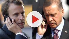 Erdogan contro la Francia sulla questione curda