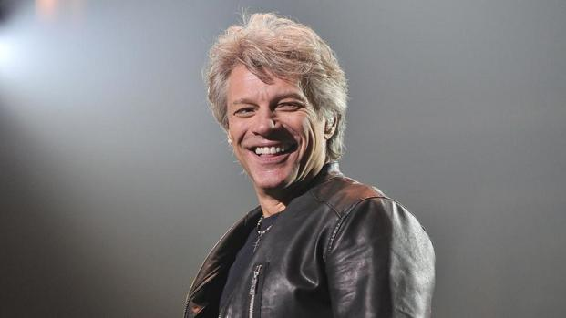 Bon Jovi con epidemia de gripe y cancela espectáculos