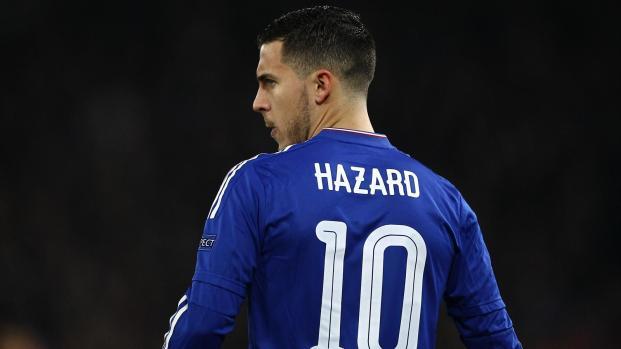 Mercato Real Madrid : Voici le prix de Chelsea pour Eden Hazard !