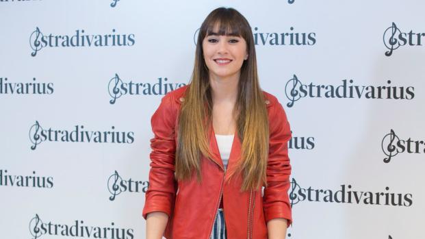 Aitana Ocaña, la nueva imagen de 'Stradivarius'