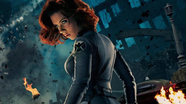 La película 'Black Widow' está planeada para el 2020