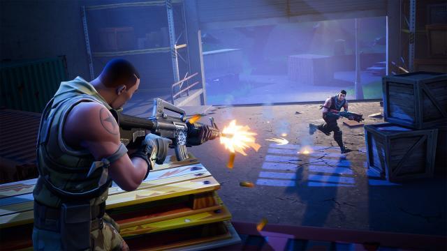 'Fortnite Battle Royale': el último parche trae nuevas características