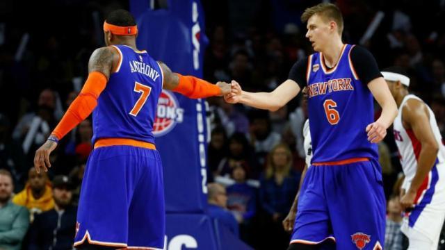 Una mirada a los agentes libres de los Knicks para la próxima temporada baja