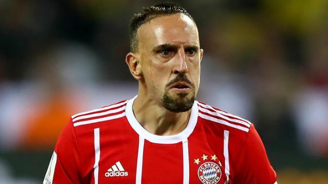 Franck Ribery niega presionar una extensión de contrato con el Bayern de Munich