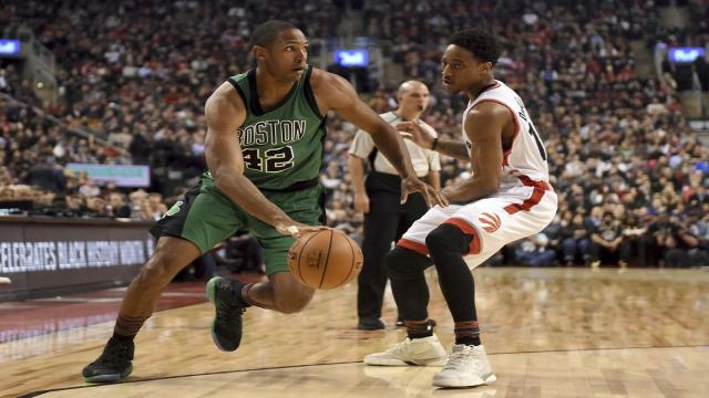 NBA: Toronto se inspira superando a Boston