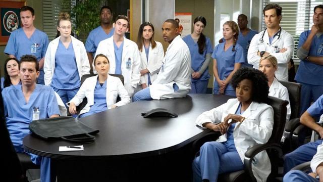 Anatomía de Grey Temporada14 recupera personajes que casi habían olvidado