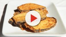 Melanzane fritte con uova sode