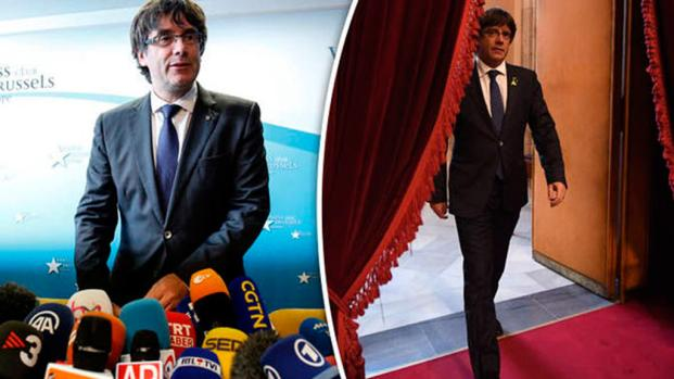 Puigdemont, el primer líder político 'showbiz' de España