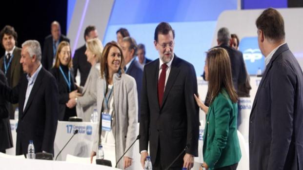 """Rajoy defiende la """"unidad de España"""""""