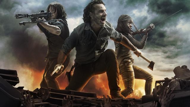 The Walking Dead ha revelado quién es la persona que Negan encontró en el camino