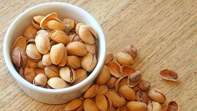 Pistachos, efecto beneficioso sobre el colesterol y el azúcar en la sangre