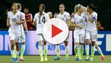 El equipo femenino de fútbol de EE. UU.