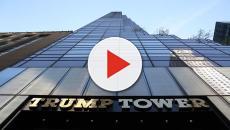 'RHONY' reality star's boyfriend was inside Trump Tower when fire broke loose