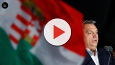 Portrait de Viktor Orban, le premier Ministre hongrois