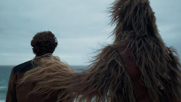 Nuevo avance de 'Han Solo: Una Historia de Star War'