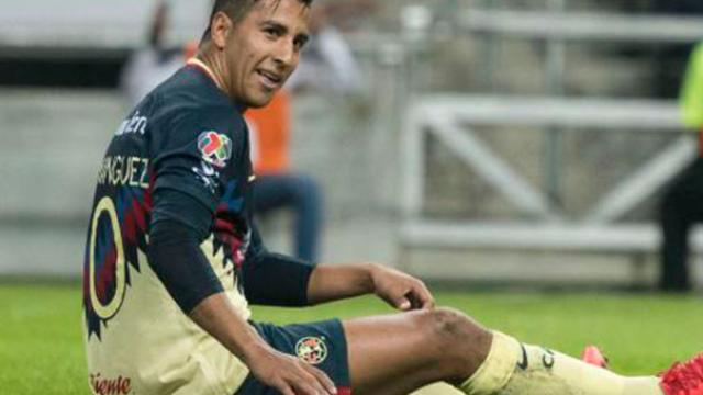 El primer diagnóstico sobre la lesión de Ceciio Domínguez