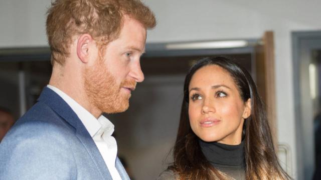 La boda del principe Harry y Meghan Markle