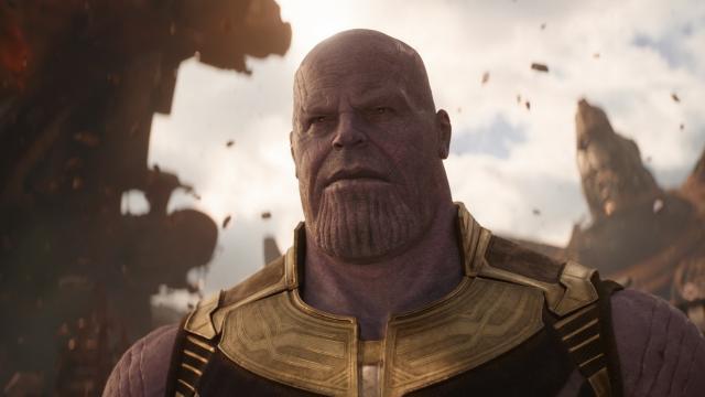 ¿Por qué Avengers Infinity War no mostrará el trasfondo de Thanos?