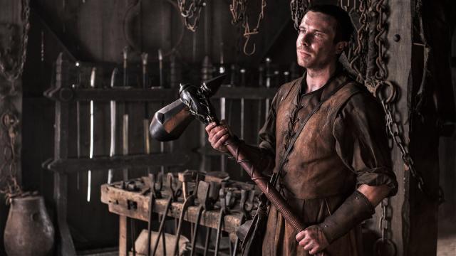 VÍDEO: ¡Gendry nos informa sin querer algunos spoilers!