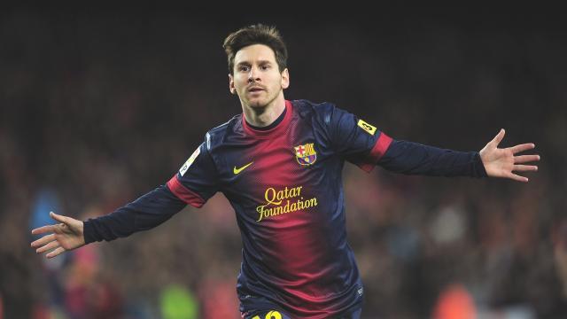 Lionel Messi asegura el puesto de la Copa Mundial para Argentina
