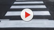 VIDEO - Catanzaro: donna travolta sulle strisce mentre rientra a casa