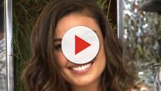 Isis Valverde está esperando seu primeiro filho, veja o vídeo