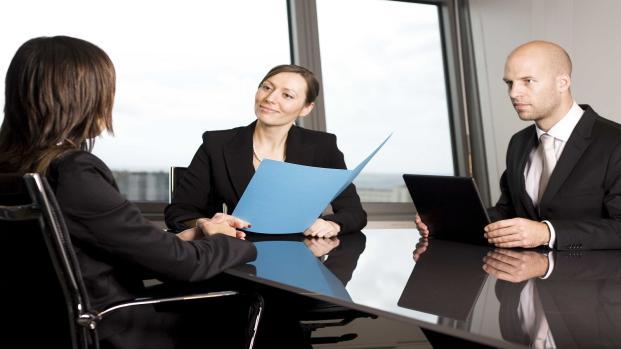 No debes ser modesto en una entrevista de trabajo