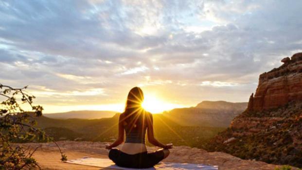 La meditación es saludable tanto mental como físicamente