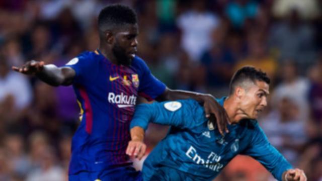 Mercato: Un duel Real Madrid - Barça pour le futur Umtiti!
