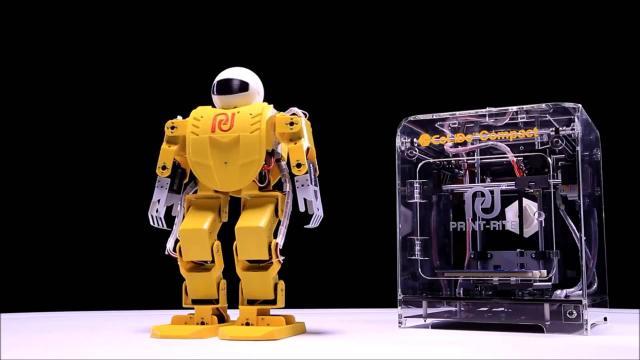 Máquinas de construcción 3D revolucionan la industria