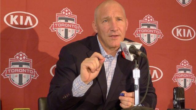 El presidente de Toronto FC, Bill Manning, habla de Miguel Herrera