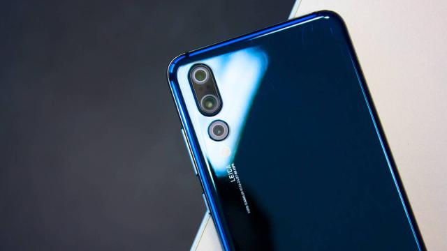 Huawei P20 vs iPhone X: comparación de la ficha de datos