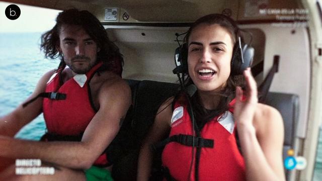Supervivientes: Sofía y Logan suman un nuevo capítulo a su historia