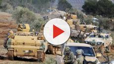 RIschio di un'attacco contro la Siria da parte di USA, Francia e Inghilterra