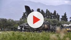 Mueren al menos 257 personas en un avión militar estrellado cerca de Argel
