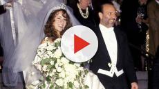 Los vestidos de novias de las celebridades