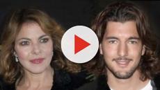 Claudia Gerini con un altro uomo, parole al veleno dal suo ex