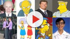 'Os Simpsons': 10 pessoas do mundo real que são a cara dos personagens da série