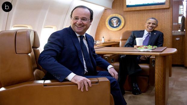 Le bilan de François Hollande par le principal intéressé